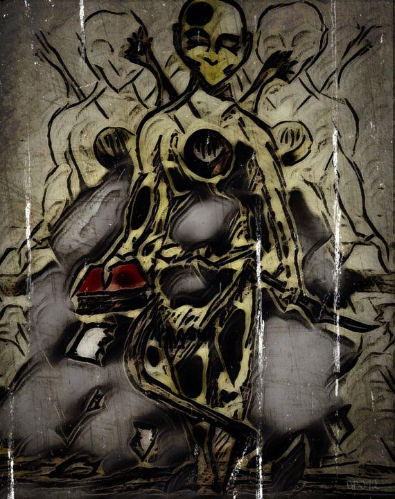 'The Blasphemer' - KidAtlas