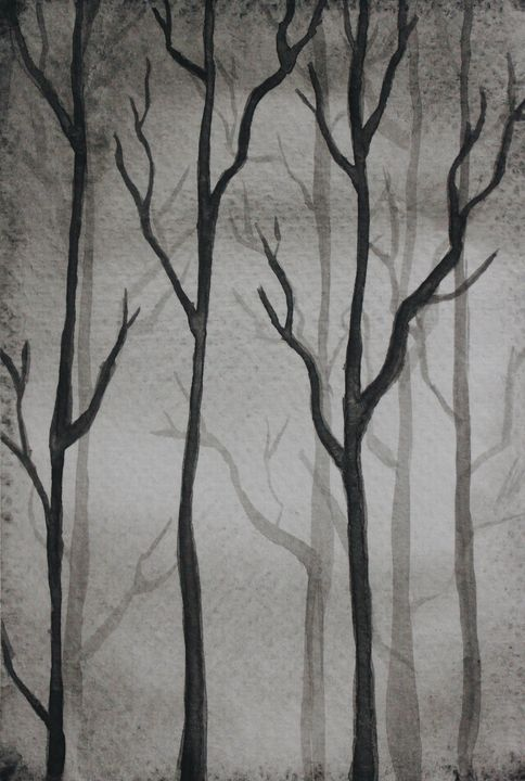 In To The Winter Woods - Manjari