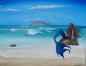 Cape Town Mermaid