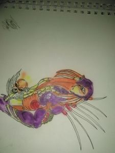 Bird worior king - bella