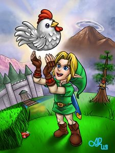 Cucco of time