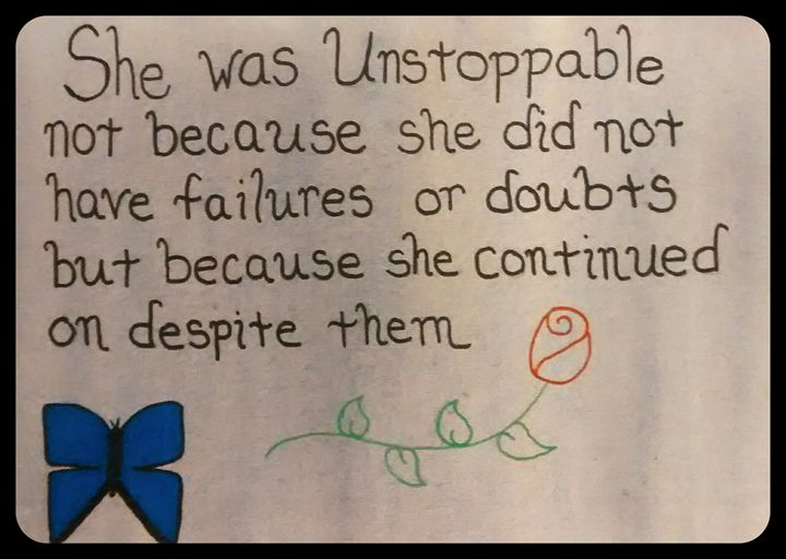Unstoppable - Sol Of Hope