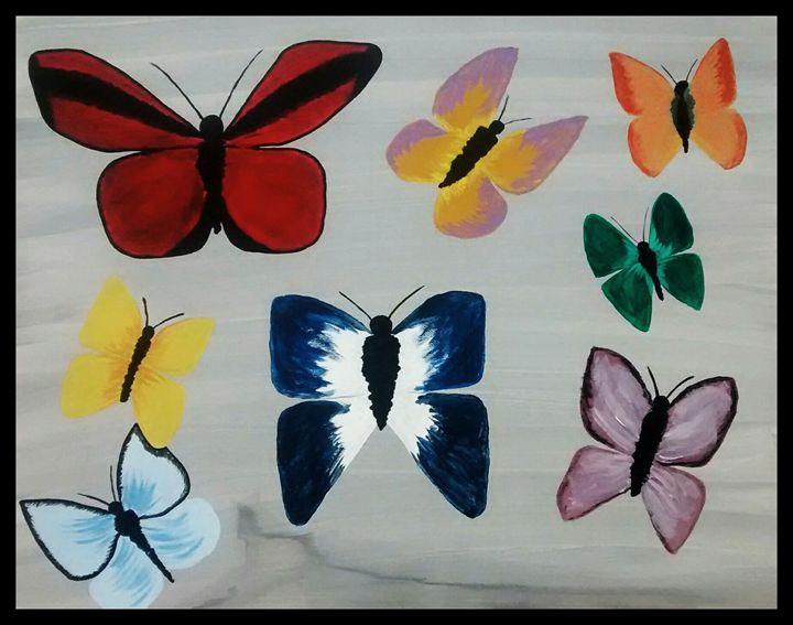 Butterflies - Sol Of Hope