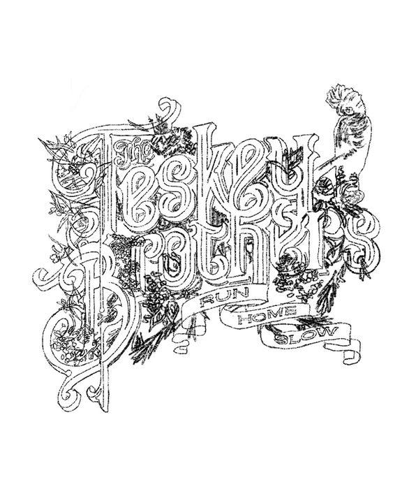The Teskey Brothers: Run Home Slow - Noah Rhys Collins
