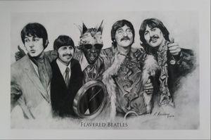 Flavored Beatles