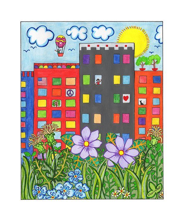 Garden City - Sharon Hall