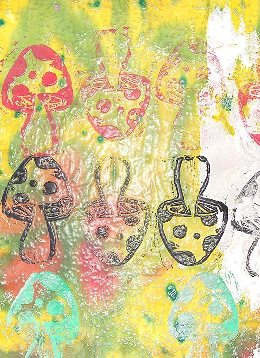 Mushrooms (edited version) - Laura Browell