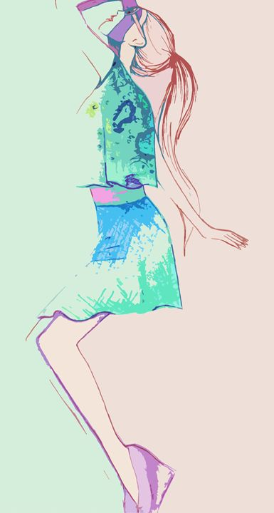 Fashion Dream Drama Queen - Laura Browell