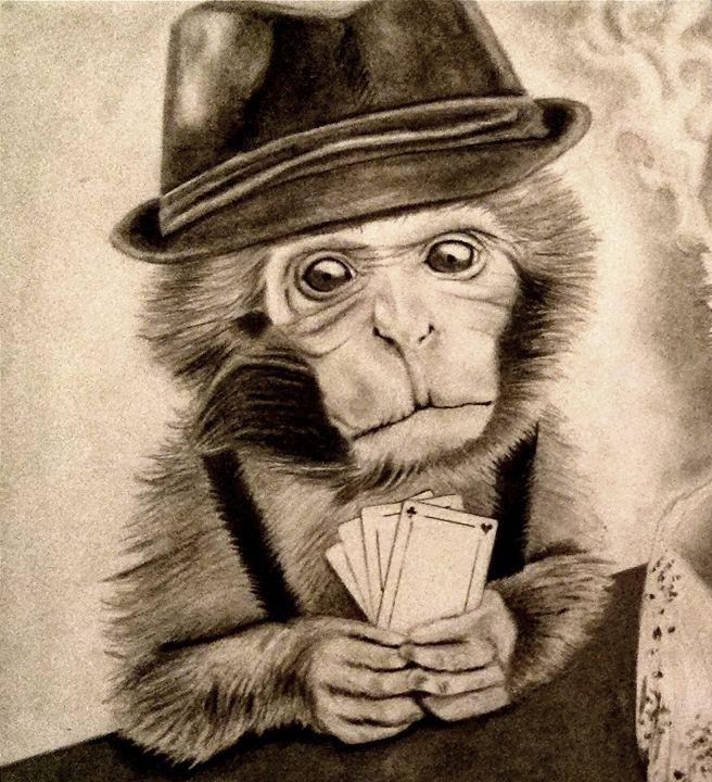 Monkey Poker - Laura Browell