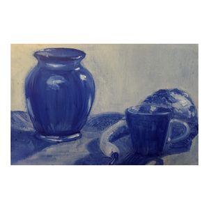 Untitled Blue Still Life no. 1