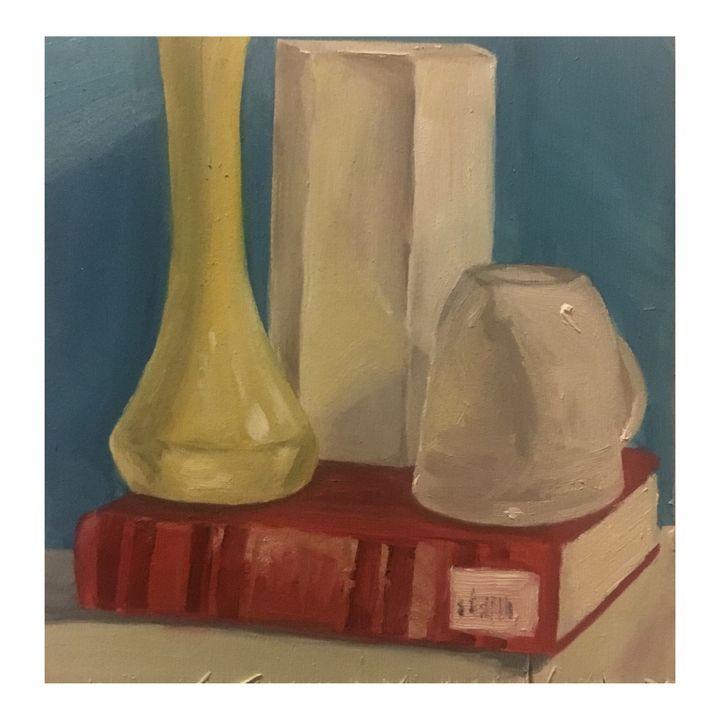 Still Life no. 3 - Artwork for Sale