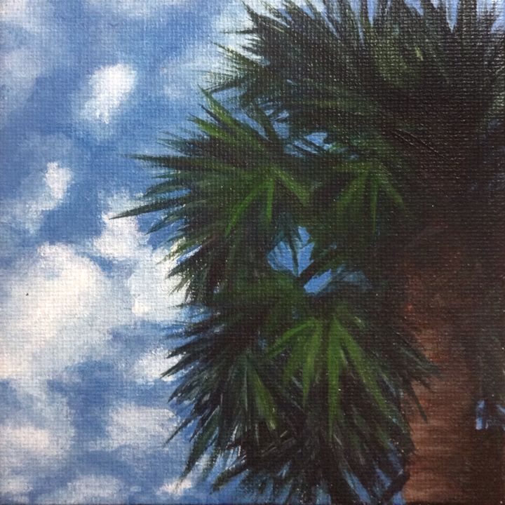 Palm Tree - Artwork for Sale