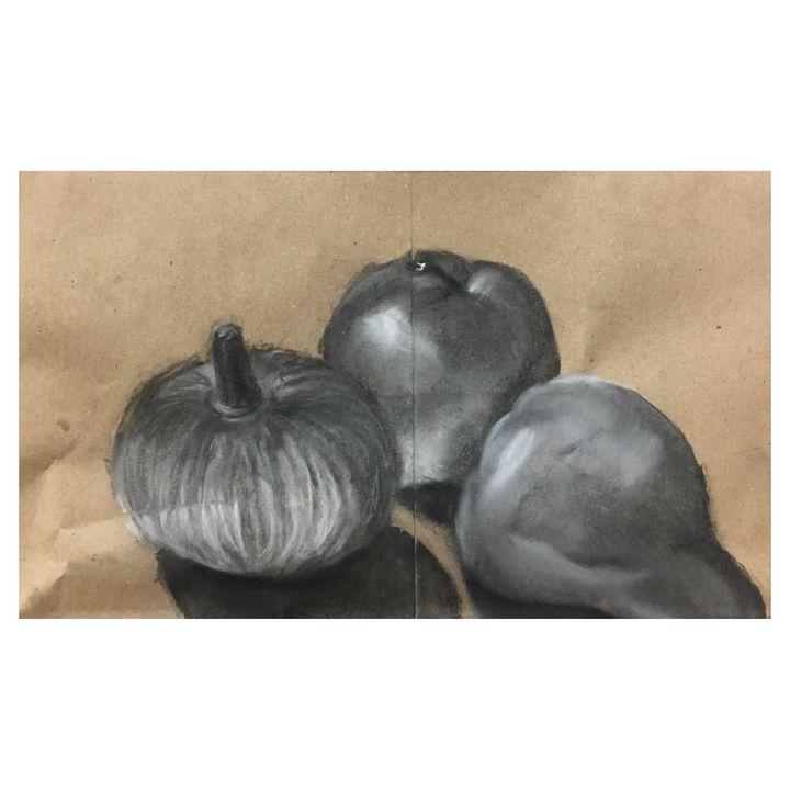 Untitled Vegetable study - Artwork for Sale