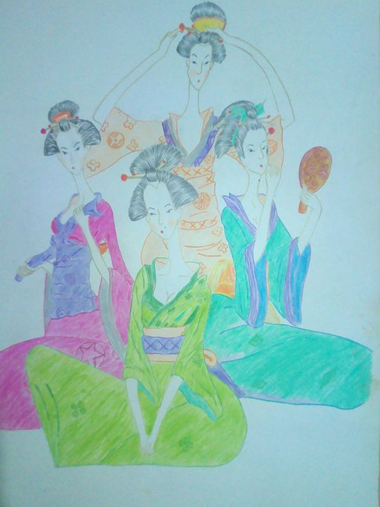 Memoirs of a Geisha - EMPTY SONG ARTWORKS