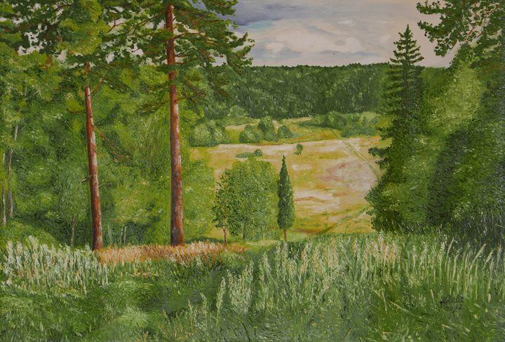 Nature - Aleksei Bobr