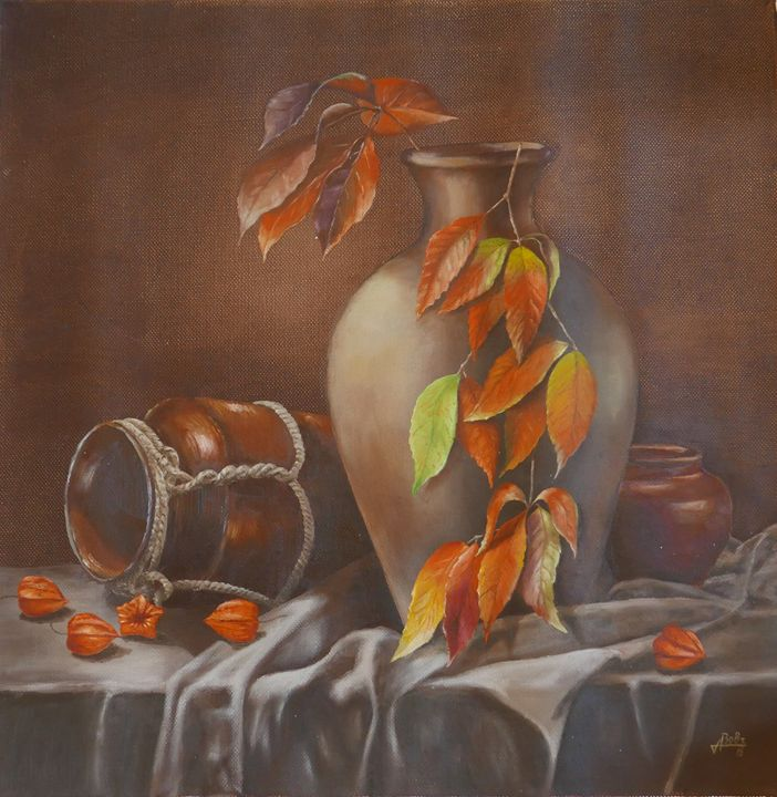 Autumn Leaves - Aleksei Bobr