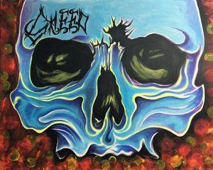 Skull/greed#2
