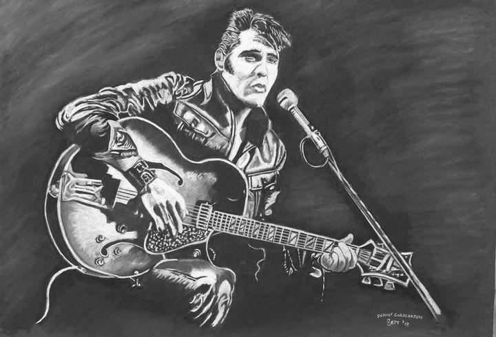 Elvis Presley - Sceitsey