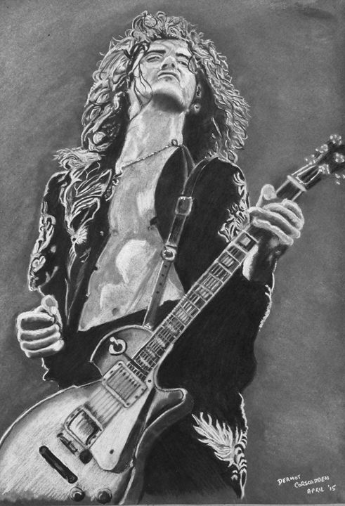 Jimmy Page - Sceitsey