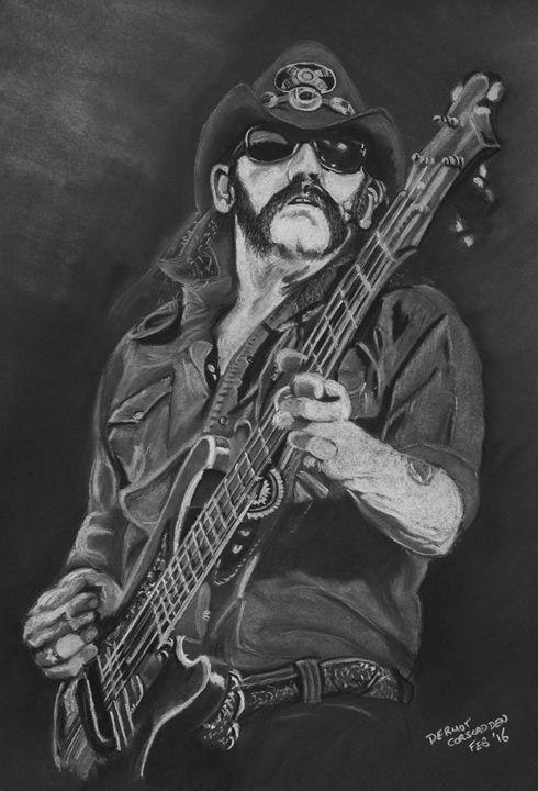 Lemmy Kilmister - Sceitsey