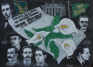Easter Rising Centenary 1916-2016