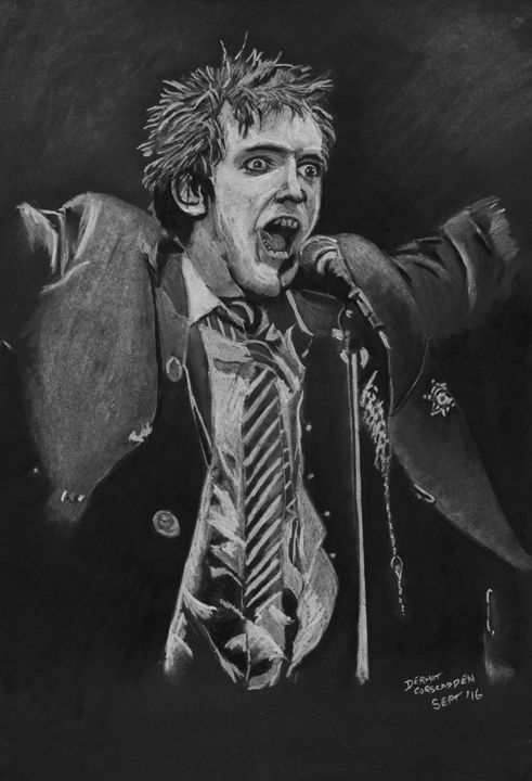 Johnny Rotten - Sceitsey