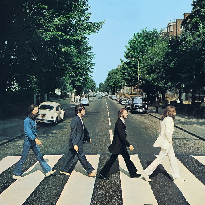 Abbey Road by The Beatles - Music N Film