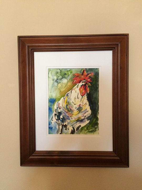 Rooster - Mimi's Gallery