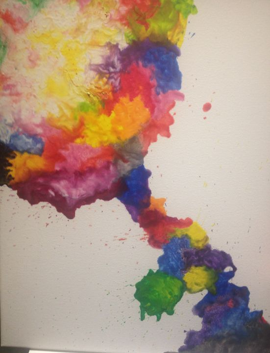 colorful thoughts - Mackenzie Simmons