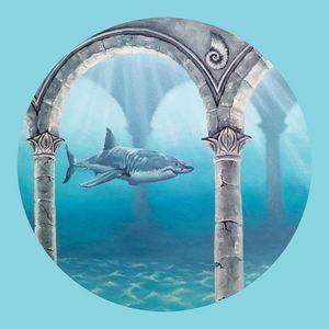 Shark Among Ruins
