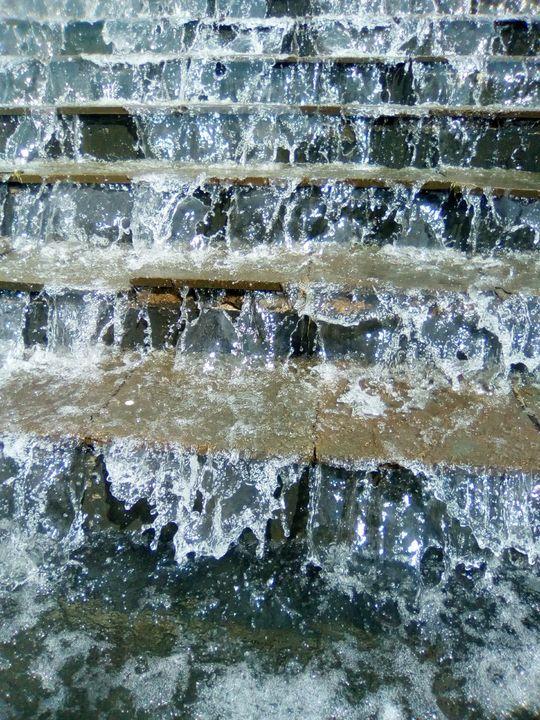 cool water - Carolyn H Jeffery