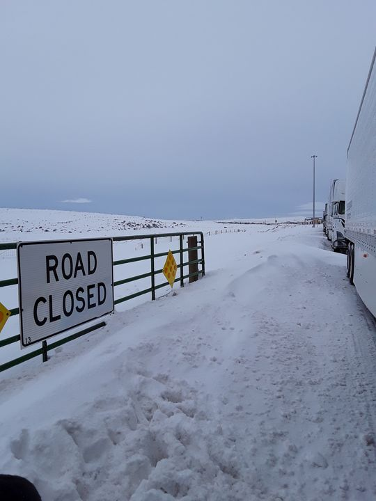 Wyoming Closed - Road to Riches