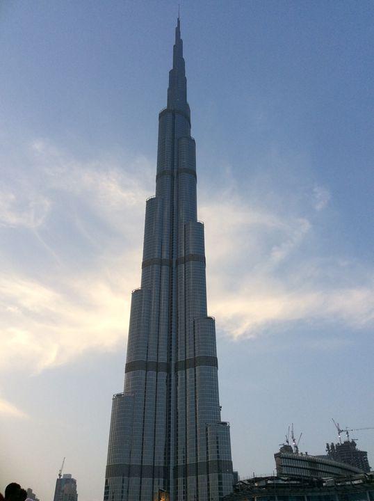 Burj Khalifa - Sahar