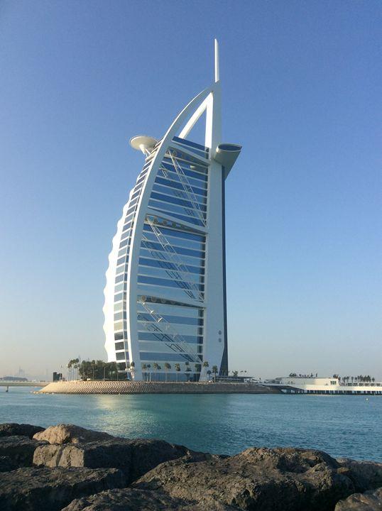 Burj Al Arab - Sahar