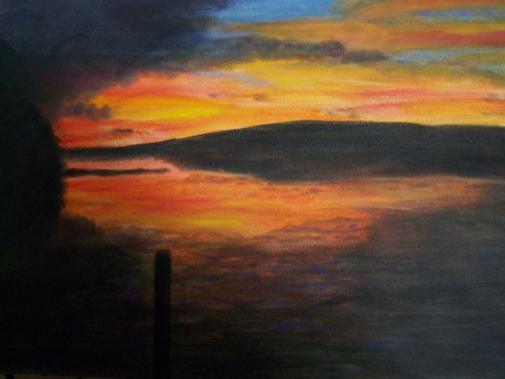Sunset - ArtByG
