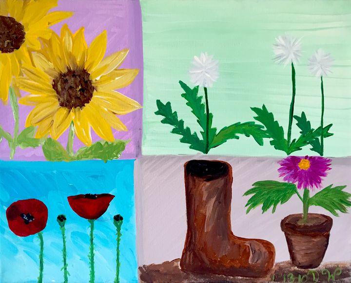 Garden - Diana Taylor