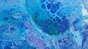 Blue sea