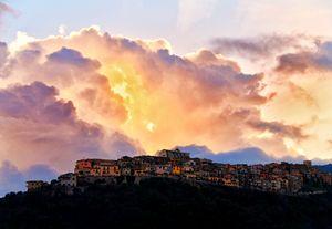 Monte San Biagio.