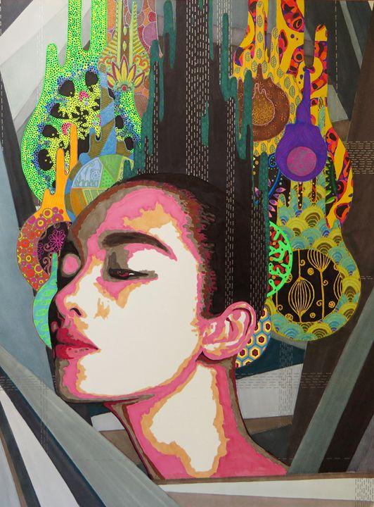 Liquid Thoughts - Maja Bertole Jeras