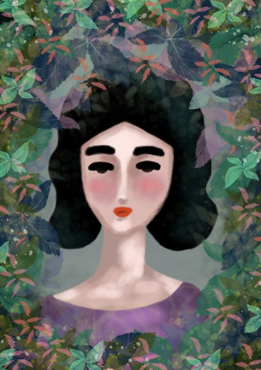 Under the Leaves - Maja Bertole Jeras