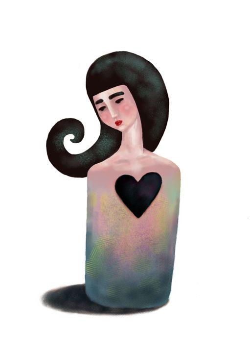 Big Heart - Maja Bertole Jeras