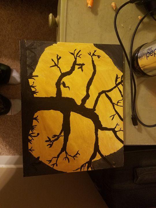 Dark tree - Danielle