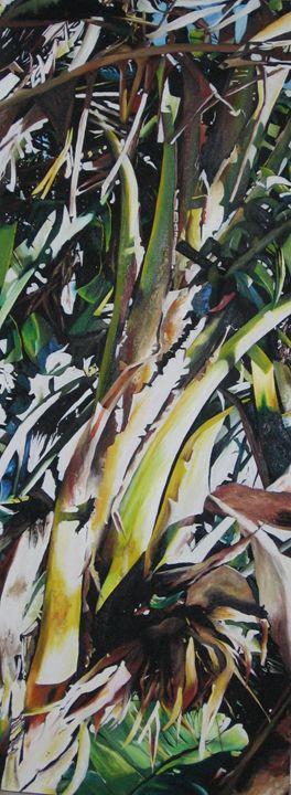 Banana tree - Jacqueline Askew