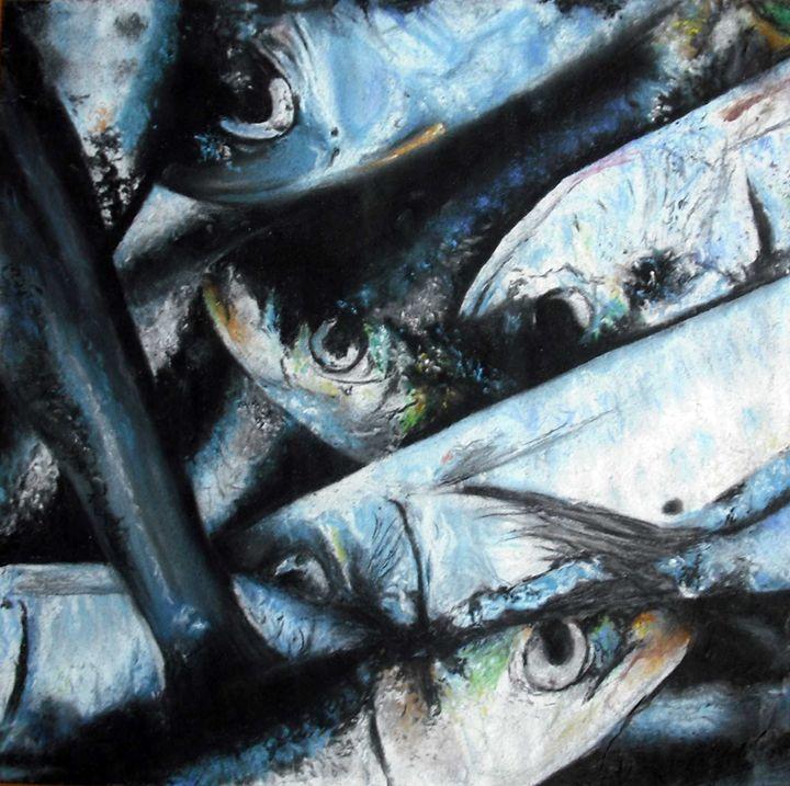 Fish market - Jacqueline Askew