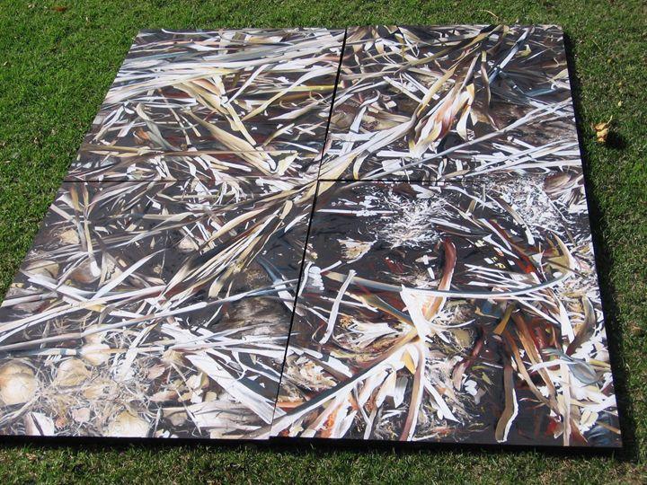 dry ground - Jacqueline Askew