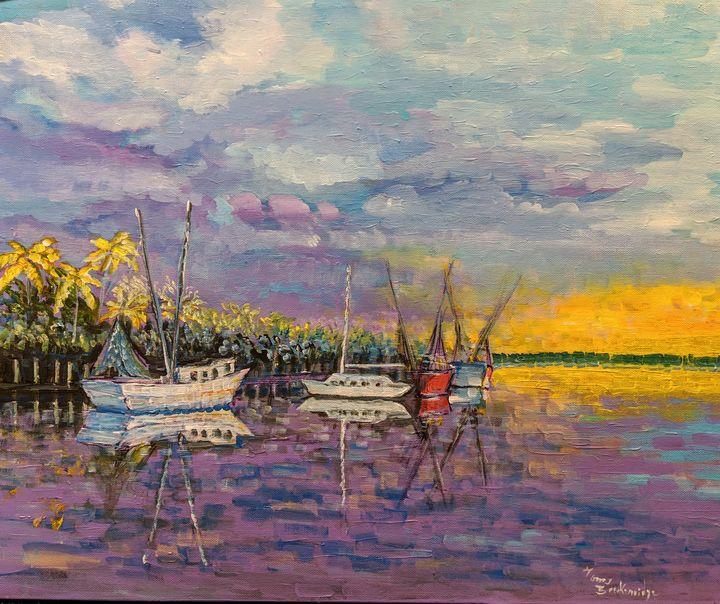 Shrimp Fleet - Tom Breckenridge