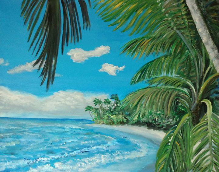 Green Beach - Tom Breckenridge