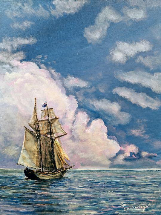 Voyage - Tom Breckenridge