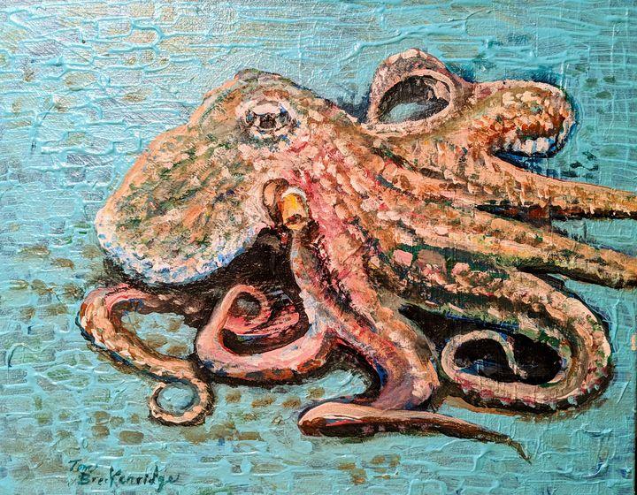 Octopus - Tom Breckenridge
