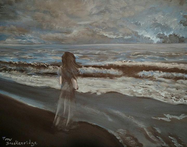 Haunted Beach - Tom Breckenridge